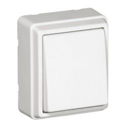 Interruptor Unipolar Branco Efapel