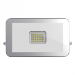 Projetor LED LUXE Branco 20W FRIA