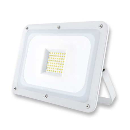 Projetor LED Branco 50w.FRIA