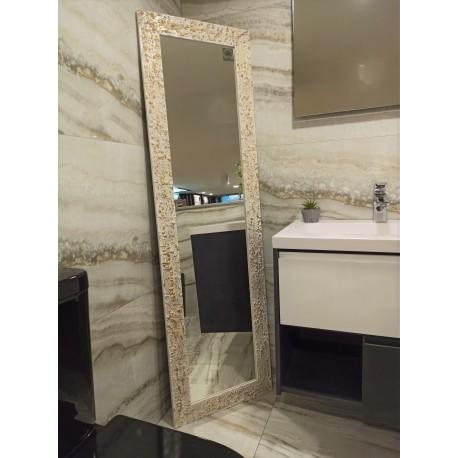 ESpelho Prateado Retangular 170x50 cm